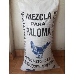 Bolson de Semillas para Paloma x 25 Kg