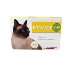 Power Met para gato de hasta 4 kg