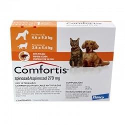 Comfortis para gatos de 3 a 6 kg