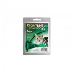 Frontline Plus Gato De 0 a 10 kg Verde
