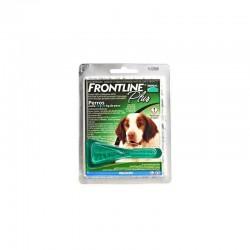 Frontline Plus Perro 10 a 20 kg Verde