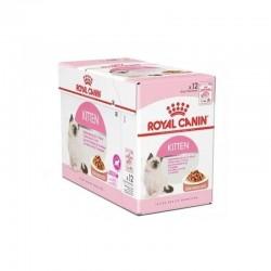 Royal Canin Alimento Húmedo para Gato Kitten  Pouch 85gr x 12u