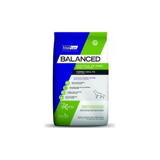 Vital Can Balanced control peso dog 3 kg