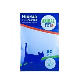 Hierba para Gatos - Lista para usar