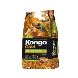 Kongo Gold Adulto Medianos y Grandes 20 kg