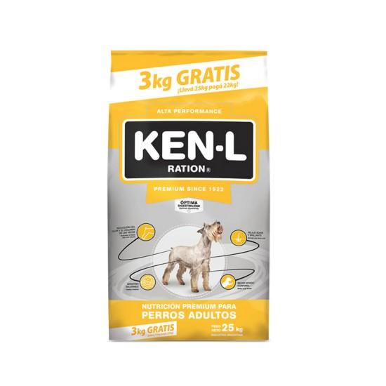 Ken-L Ration Perros Adultos