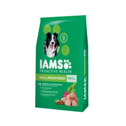 Iams Adulto Small Medium Breed 15 kg