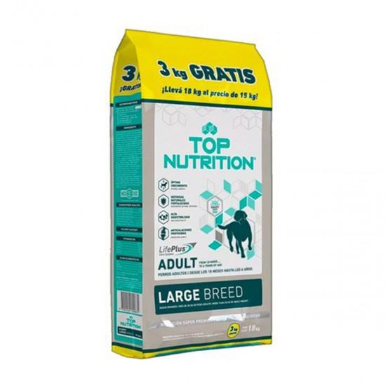 Top Nutrition Adulto Large 15+3 kg