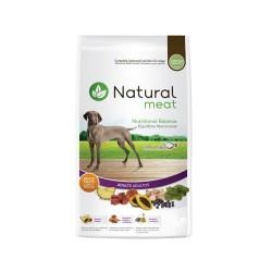 Natural Meat Perros Adultos 15 Kg.