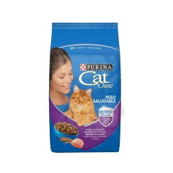 Purina Cat Chow Adulto Peso Saludable 8 kg
