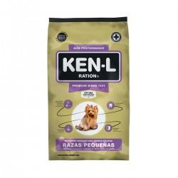 Ken-L Adulto Razas Pequeñas x 3 kg