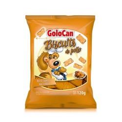 Biscuits de pollo de Golocan 120g