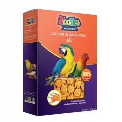 Cookies Aves Zanahoria  200 Grs