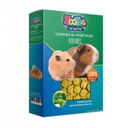 Cookies Roedores Vegetales  200 Grs