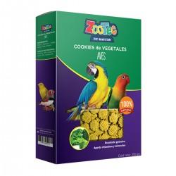 Cookies Aves Vegetales  200 Grs