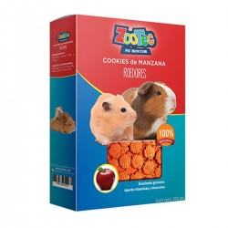 Cookies Roedores Manzana  200 Grs