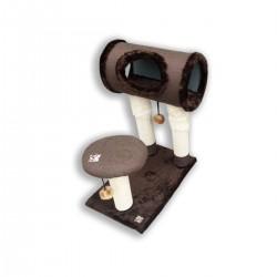 Rascador meowth cilindro 3 postes