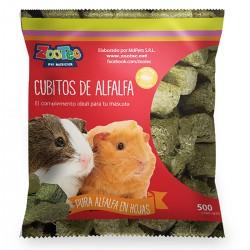 Cubos De Alfalfa  Bolsa De 500 Grs