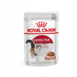 Royal Canin Alimento Húmedo para Gato Instinctive  85 gr