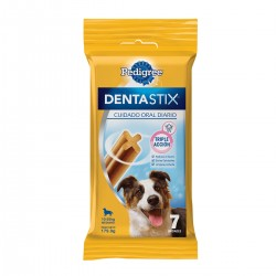 Pedigree Dentastix Razas Medianas X 7 U
