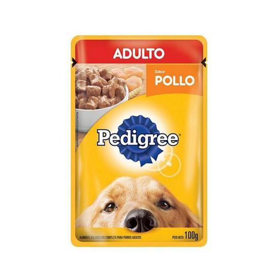 Pouch Pedigree Adulto sabor Pollo