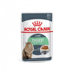 Royal Canin Alimento Húmedo para Gato Digest Sensitive  85 gr