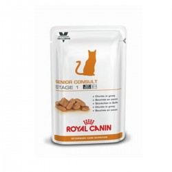 Royal Canin Senior Consult - Stage 1 Pouch x 100gr