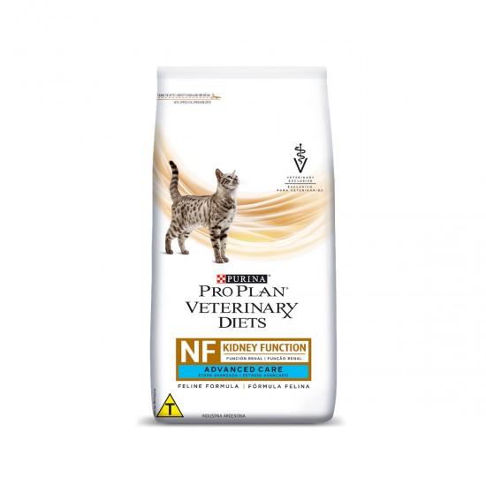 Purina Pro Plan Veterinary Diets Nf (Kidney Function) Nefrologico advanced stage 1,5 Kg
