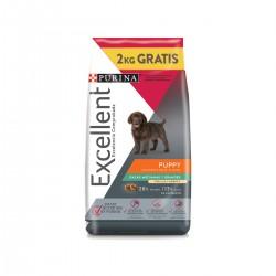 Purina Excellent Cachorros Raza Medianas y Grandes Ch&R 20 + 2 kg