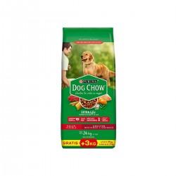 Purina Dog Chow Adulto Razas Medianos y Grandes 21+3 kg