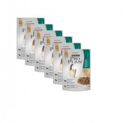 Purina Pro Plan Kitten Pouch Caja x 15 u. 85 grs c/u