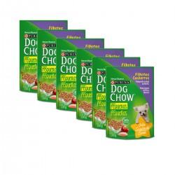 Purina DOG CHOW Cachorro Raza Pequeña Pollo y Manzana Caja (15 x 100grs)