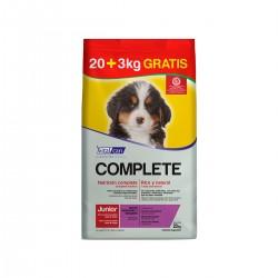 Vital Can Complete Junior Razas Med y Gr x 20 Kg. + 3 kg