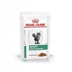 Royal Canin Alimento Húmedo para Gato Satiety Weight Management Feline  85 gr