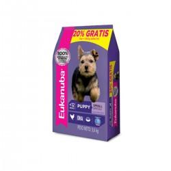 Eukanuba Puppy Small Breed 3,6 kg