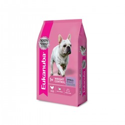 Eukanuba Alimento para Perro Weight Control Small Breed 3 kg