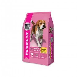Eukanuba Weight Control Medium Breed