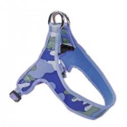 Arnes Camuflado - Medium - Azul Camuflado