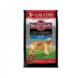 Dog Selection Criadores 21+3 kg