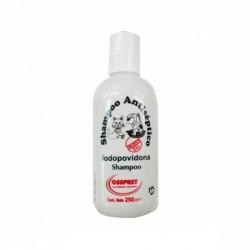 Shampoo con Iodopovidona x 250 cc