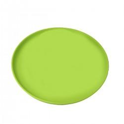 Bandeja de Silicona - Circular - Verde