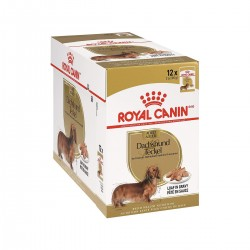 Royal Canin Alimento Húmedo para Perro Dachshund  Pouch 85gr x 12u