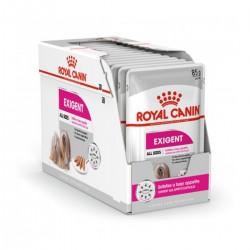 Royal Canin Alimento Húmedo para Perro Exigent Pouch 85 gr x 12u