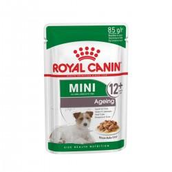 Royal Canin Alimento Húmedo para Perro Mini Ageing 12+  85 gr