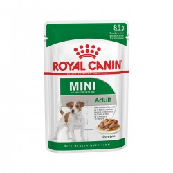 Royal Canin Alimento Húmedo para Perro Mini Adulto  85 gr
