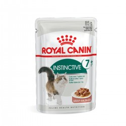 Royal Canin Instintive 7 + Pouch x 85g