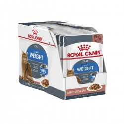 Royal Canin Alimento Húmedo para Gato Weight Care Pouch 85 gr x 12 u. 85 x