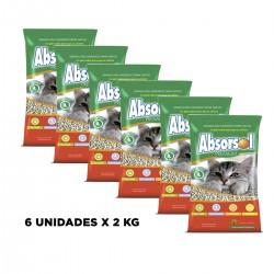 Piedras Absorsol Premium Bolsón