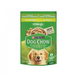 Purina Dog Chow Pouch Cachorro x 100 grs