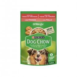 Purina Dog Chow Festival de pollo para perro Pouch x 100 grs